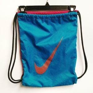Nike Just Do It Drawstring Gym Bag